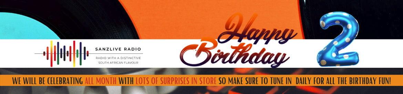 SANZLive Happy Birthday 2