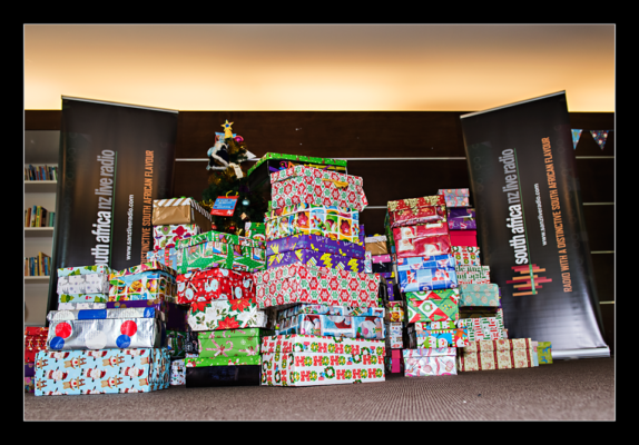Christmas Shoebox Appeal - Auckland City Mission Breakfast